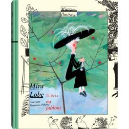 Babcia na jabłoni książka+CD