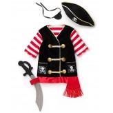 Kostium Pirata/Piratki